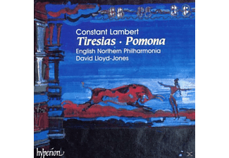 Lloyd Jones, Engl.North.Philh. - Tiresias/Pomona - (CD)