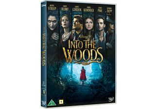 Into the Woods Äventyr DVD