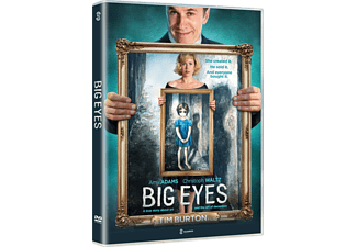 Big Eyes Dramakomedi DVD