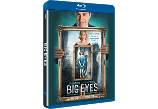 Big Eyes Dramakomedi Blu-ray