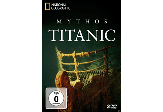 National Geographic: Mythos Titanic - (DVD)