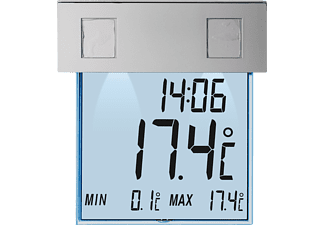 TFA 30.1035 Vision Solar Digitales Fensterthermometer