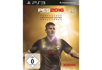 PES 2016 - Pro Evolution Soccer 2016 (Anniversary Edition) - PlayStation 3
