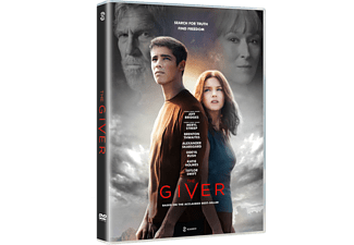 The Giver Science Fiction DVD