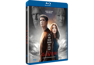 The Giver Science Fiction Blu-ray
