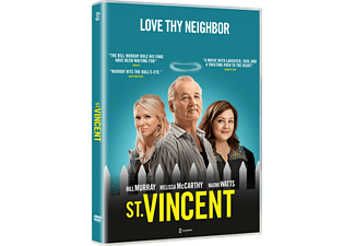 St. Vincent Science Fiction DVD