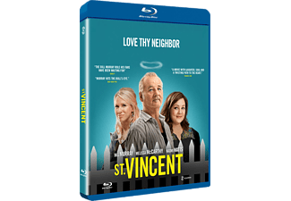 St. Vincent Science Fiction Blu-ray