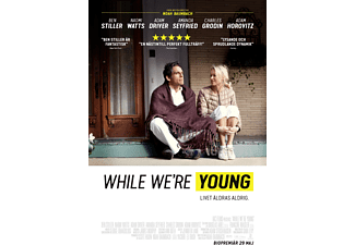 While we're young Dramakomedi Blu-ray