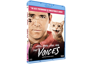 The Voices Thriller Blu-ray