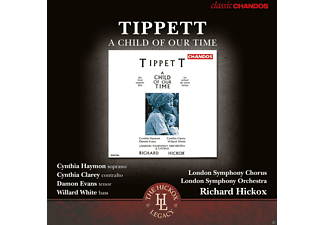 Soloists \ Lso \ Lsc \ Hickox - A Child Of Our Time [CD]