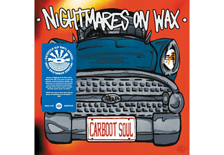 Nightmares on Wax - Carboot Soul (2lp + Mp3 / Gatefold) - (LP + Download)
