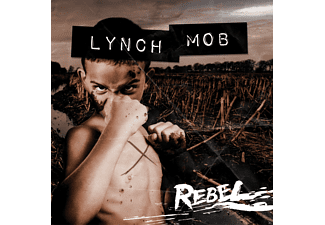 Lynch Mob - Rebel [CD]