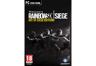 Tom Clancy's Rainbow Six Siege - Art of Siege Edition PC
