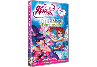 Winx - Peril in the Magic Dimension s. 5 - Volym 3 Barn DVD