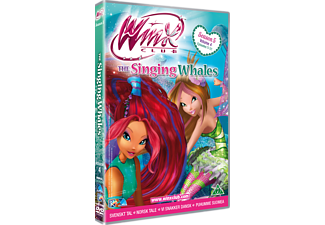 Winx - The Singing Whales s. 5 - Volym 4 Barn DVD