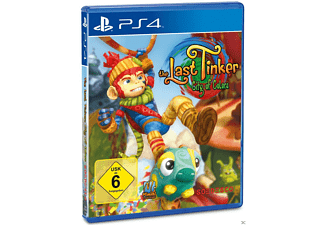 Best of The Last Tinker - City of Colors [PlayStation 4]