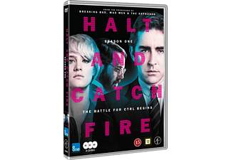 Halt and Catch Fire - Säsong 1 Drama DVD