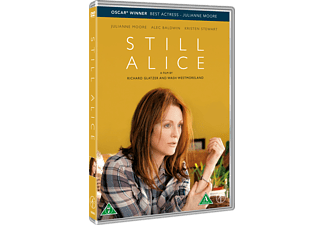 Still Alice Drama DVD
