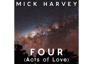 Mick Harvey - Four (Acts Of Love) (Vinyl+Cd) - (LP + Bonus-CD)