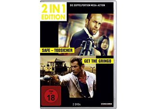 2 in 1 Edition: Get the Gringo + Safe - Todsicher - (DVD)