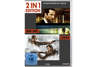 2 in 1 Edition: Looper + Ohne Limit [DVD]