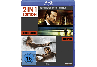 2 in 1 Edition: Looper + Ohne Limit [Blu-ray]