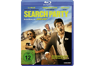 Search Party – Der durchgeknallteste Roadtrip aller Zeiten - (Blu-ray)