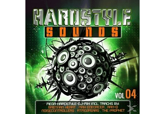 Various - HARDSTYLE SOUNDS 4 [CD]