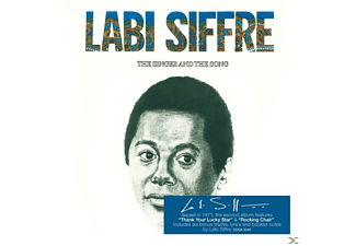 Labi Siffre - THE SINGER AND THE SONG (+BONUS) - (CD)