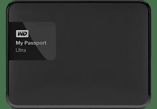 WD WDBCFF0010BBK-EESN My Passport Ultra, 1 TB, 2.5 Zoll