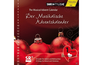 VARIOUS - Musikalischer Adventskalender - (CD)