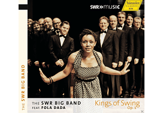 Fola Dada, The Swr Big Band - Kings of Swing Op.1 - (CD)
