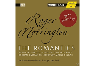 Rso Stuttgart, Roger Norrington - The Romantics [CD]