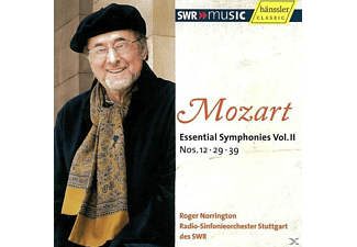 Sir Roger Norrington - Sinfonien 12,29+39 - (CD)