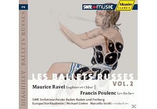 Gielen - Les Ballets Russes Vol.2 - (CD)