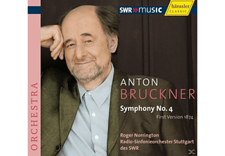 Roger Norrington - Sinfonie 4 - (CD)