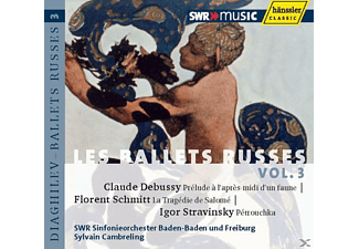 VARIOUS - Les Ballets Russes Vol.3 - (CD)