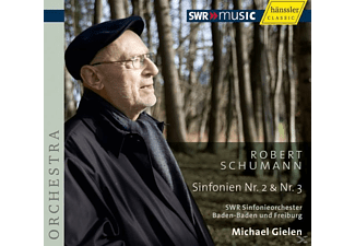 Michael & Swr So Gielen - Sinfonien 2+3 - (CD)