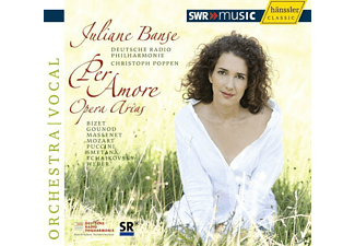 VARIOUS - Per Amore - Opera Arias - (CD)