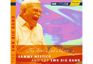 Sammy & The Swr Big Band Nestico - Fun Time And More Live - (CD)