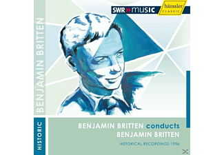 Edward Benjamin Britten - Britten Conducts Britten - (CD)
