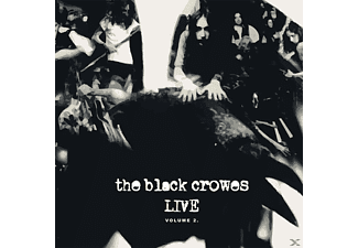 The Black Crowes - Live-Vol.2 - (Vinyl)