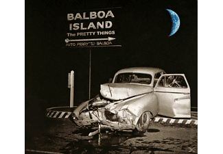 The Pretty Things - Balboa Island - (CD)