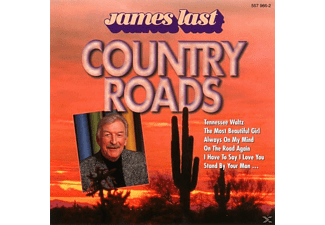 James Last - Country Roads - (CD)