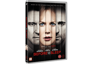 Before I Go To Sleep Thriller DVD