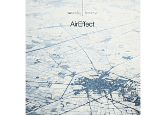 Fennesz/Ozmotic - Aireffect [CD]