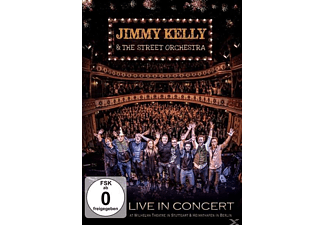 Kelly,Jimmy/Street Orchestra,The - Live In Concert [DVD]