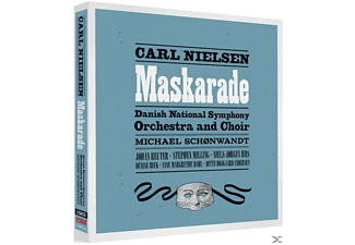 Danish National Symphony Orchestra & Choir - Michael Schønwandt - Maskarade - (SACD Hybrid)
