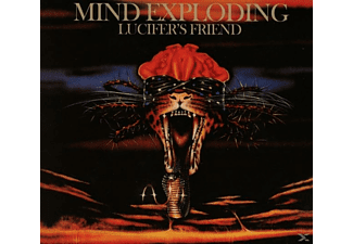 Lucifer's Friend - Mind Exploding - (CD)