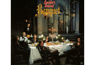 Lucifer's Friend - Banquet [CD]